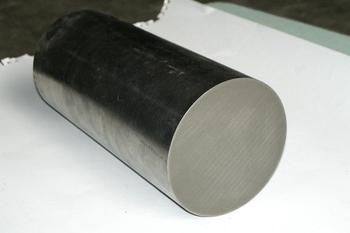 Molybdenum bar