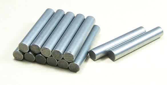 Molybdenum rod