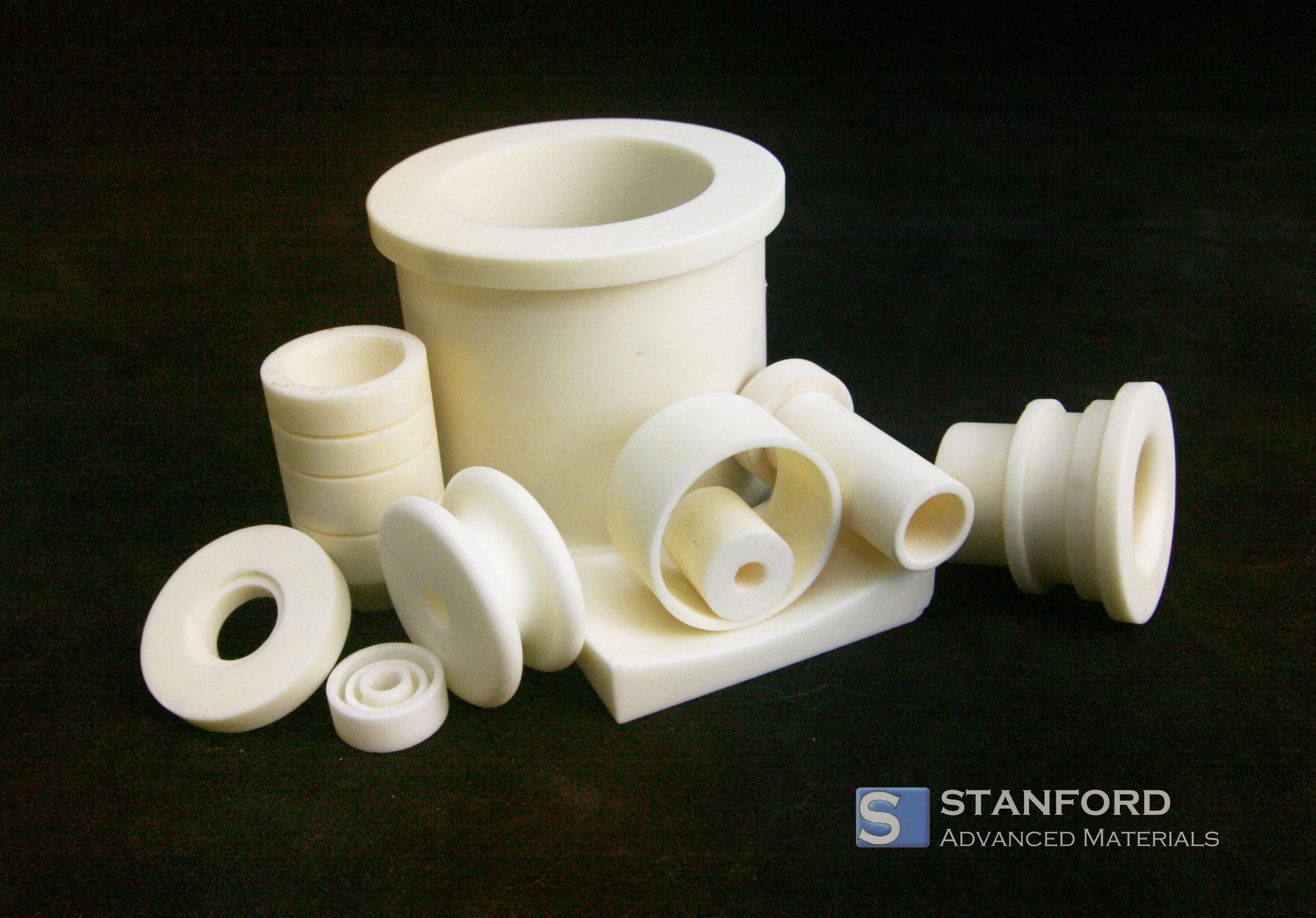 Alumina Custom Parts