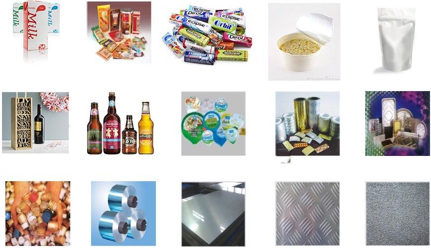 Aluminum Alloy Product Line - SAM