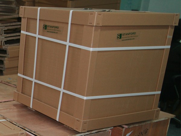 SAM titanium wire packaging