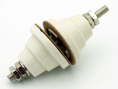 feed through standoff insulator