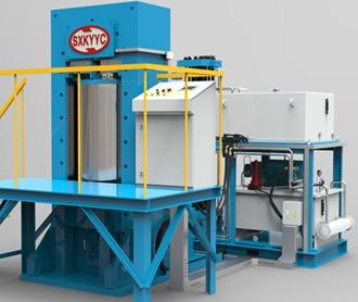 Cold-isostatic-equipment