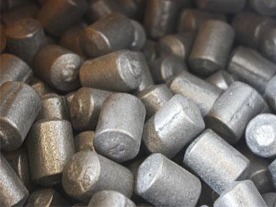 chromium pellet