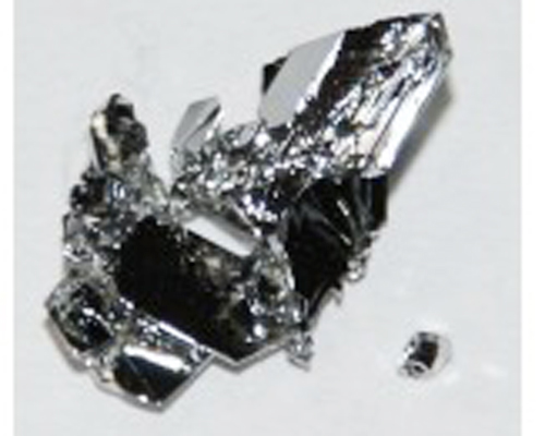 ruthenium evaporation materials
