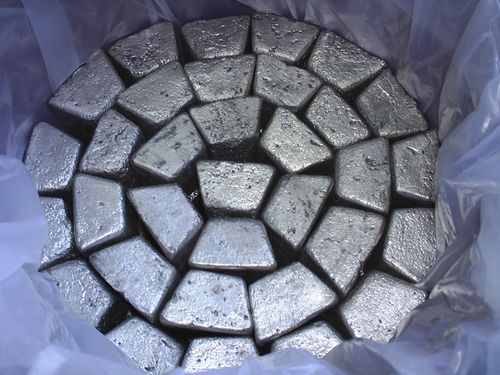 Magnesium (Mg) – Neodymium (Nd) Master Alloy - SAM