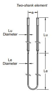 MoSi2-heat-element