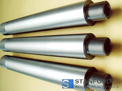 Molybdenum-electrode