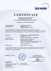 PED Certificate - SAM