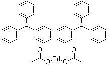 Bis(triphenylphosphinepalladium) acetate