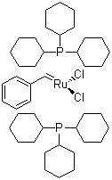 Benzylidene-bis(tricyclohexylphosphine)dichlororuthenium