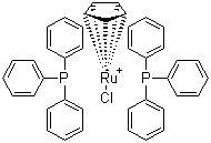 Chlorocyclopentadienylbis(triphenylphosphine)ruthenium(II)