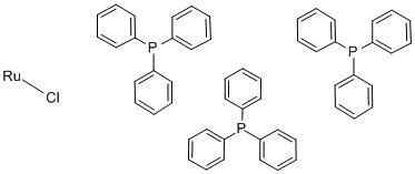 Chlorohydridotris(triphenylphosphine)ruthenium(II) toluene adduct