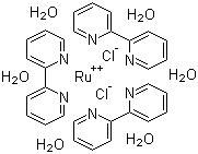 Ru    Ruthenium  compounds/Tris(2,2-bipyridyl)ruthenium(ii) chloride