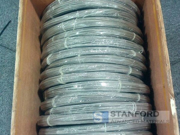 SAM tantalum tungsten wire packaging