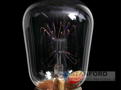 Tantalum filament lamp