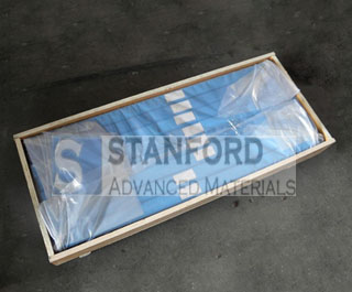Titanium straight wires packaging