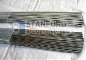 Titanium straight wires