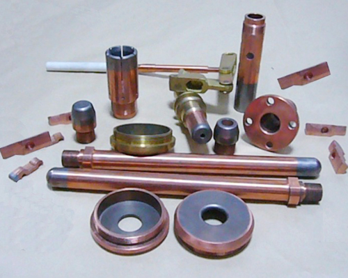 Tungsten Copper Composite