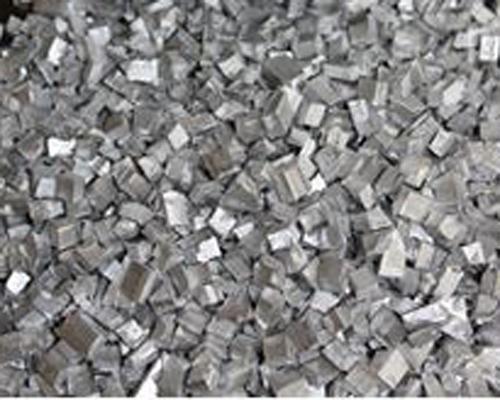 Y-Al alloy granules