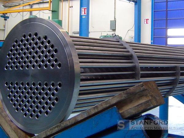 Zirconium tube heat exchanger_2