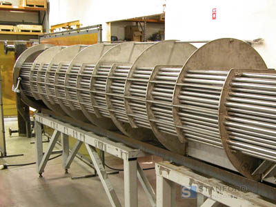 Zirconium tube heat exchanger_3