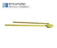 24-inch Copper Beryllium Alloy Spark-Proof Heavy-duty Reversible Chain Pipe