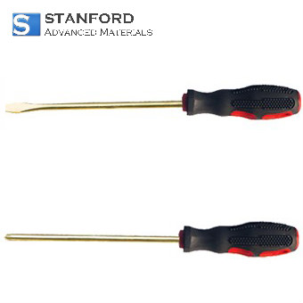 Beryllium Copper Spark-Proof Screwdriver
