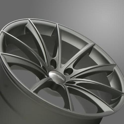 cast titanium alloy