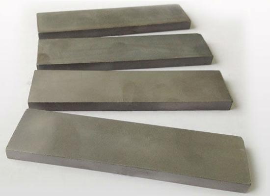 cemented tungsten carbide strip
