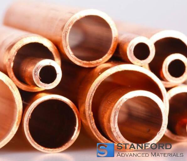 copper-beryllium-tube