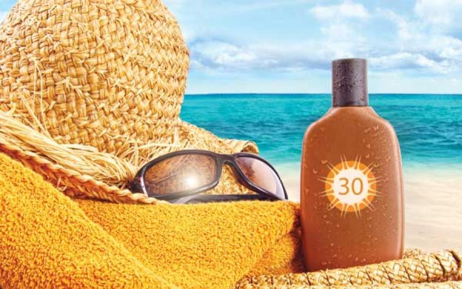 Sunscreen Cosmetics