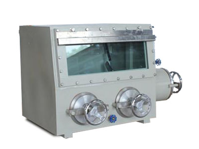 stainless steel glove box for lithium battery research