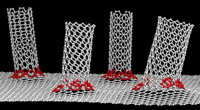CNT (carbon nano-tube)
