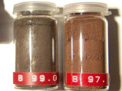 amorphous boron metal powder