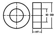 nanocrystalline-emc-common-mode-choke-core