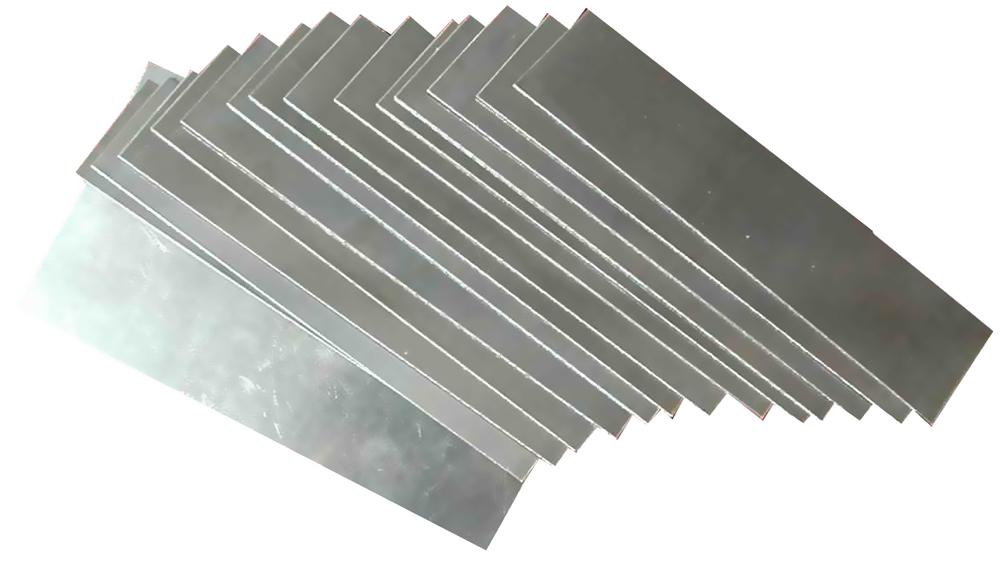 Nitinol Sheet Metal Nitinol Sheets Nitinol Sheet