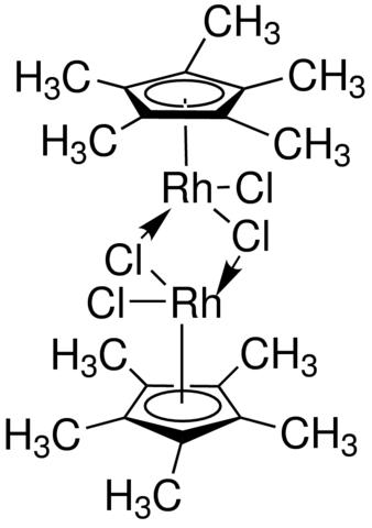 pentamethylcyclopentadienyl-rhodiumiii-chloride-dimer-powder