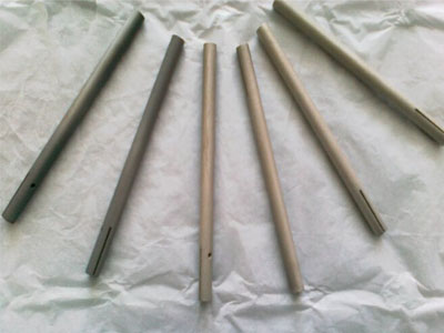 platinized anodes