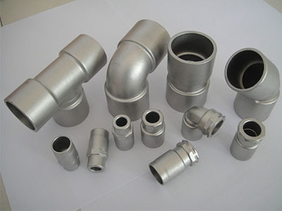 Precision Casting (Exotic Metals)
