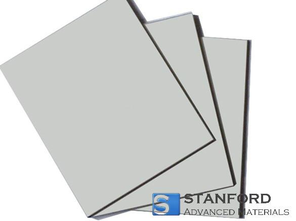 rhenium-tungsten-plate