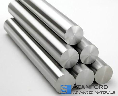 rhenium-tungsten-rod
