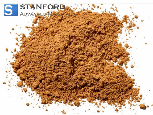 Samarium (III) Sulfide (Sm2S3) Powder
