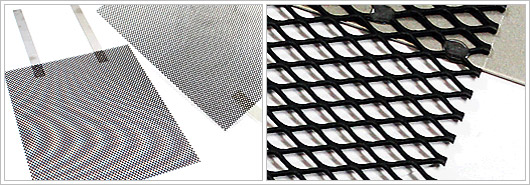 applicarion of titanium mesh