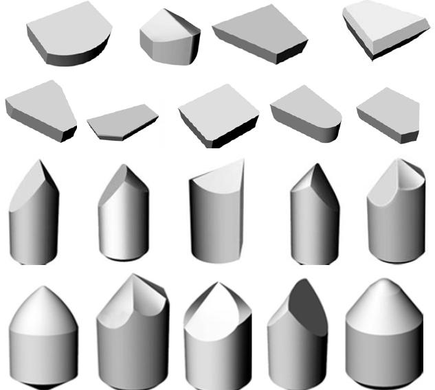 tungsten carbide tip