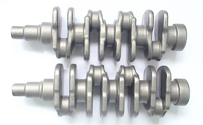 tungsten crankshaft weight