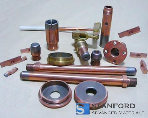 tungsten-copper-composite