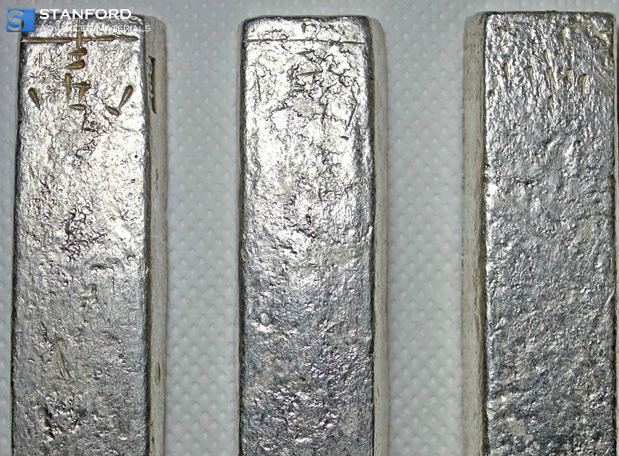 yttrium nickel alloy ingots