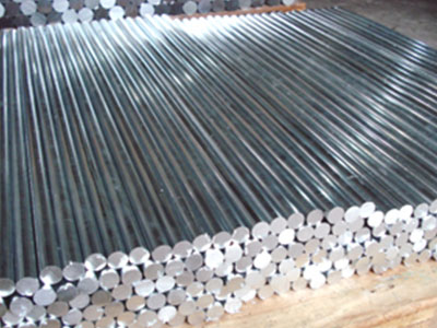 ZnAlCd alloy rod/bar