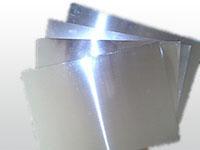 ZnAlCd alloy sheet/foil